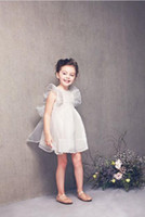 Baby Clothes Children Dresses Lace Girls Clothes Party Tutu ...