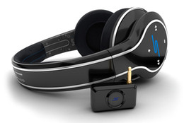 Drop ship SMS Audio Sync 50 Cent Wireless Over-Ear Headphones Games Headset Free shipping via DHL.