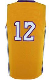 Basketball Fan Shop Jerseys Jersey #12 Jerseys Jersey Sports Jerseys Jersey Size 44/48/50/52/54/56
