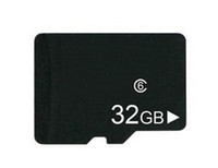 Wholesale REAL GB MICRO SD TF MEMORY CARD Class SDHC GB MICROSD HC TF G w Adapter in clear box