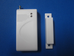 Extra Door/window Magnetic Sensor for Wireless GSM/PSTN Alarm System, Security Accessories S155