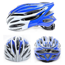 Top Quality Super-light GIANT Outdoor Sport PVC + EPS Unicase Bicycle Accessories Cycling Safety Helmet Free Shipping
