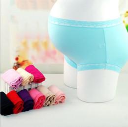 Nizza gute schwangere Schlüpfer Frauen Unterwäsche Modal Hohe Taille Breathable Weiche Mutterschaft Zubehör Neue Mutter Geschenke BB112