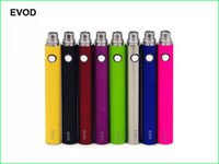 Hot Selling E- Cig evod series EVOD battery 650mah 900mah 110...