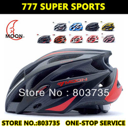Best Selling MOON Road Bicycle Helmet Bike Highway Capacetes Casco MTB Sports Cycling Helmet + Size (52cm-61cm)