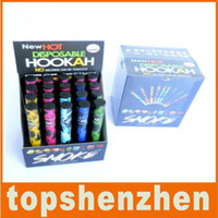 colorful 500Puffs ShiSha Pen Disposable E Cigarette Smoking ...