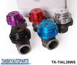 TIAL Wastegate/Waste 38MM (red,blue,black,silver,purple) (about 14 PSI) Have in stock TK-TIAL38WS