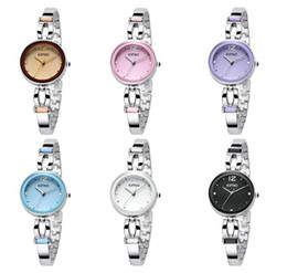 high quality fashion design kimio ladies watches K466L women alloy metal band quartz movement Girls Ladies Female Bracelet Watch 30PCS