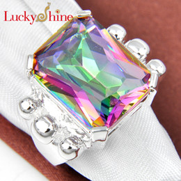 2015 Top Fashion Rushed Rodamiento Roller Tapered Bearing Rotary Table Luckyshine ---5pcs/lot 925 Sterling Silver Square Ring for Lady R0452