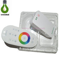 Wholesale wireless remote 12 for sale - High Quality Wireless LED Remote Controller DC V RF G RGB LED Strip Controller RGB5000