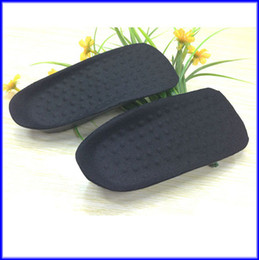2.5cm Height Increase Lift Half Insole In Sock Pad For Men&Women 50pairs/Lot