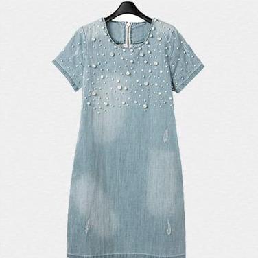 Denim dresses in canada