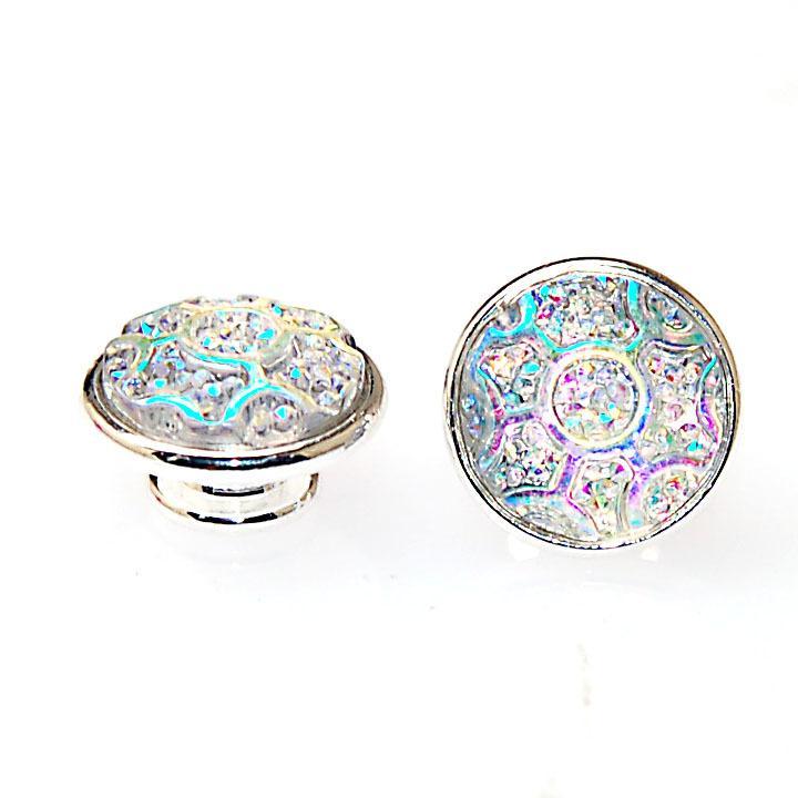 Wholesale Kameleon Bracelet - Wholesale-Jewelpop with designed resin setting fits kameleon diy bracelets,necklace,ring,925 silver plating for kameleon jewelpops