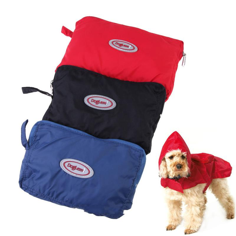 Wholesale Rain Jackets Sale - Hot Sale New Waterproof Dog Coat Rain Jacket Puppy Pet Clothes Warm Windproof Clothes For Dog