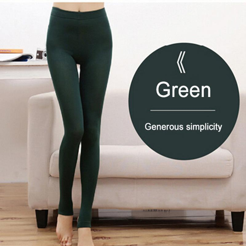 Wholesale Thick Thin Pants Women - Winter Woman Leggings Knitted Faux Velvet Thin And Thick Super Elastic Female Fitness Pants