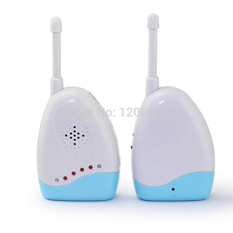 Digital nanny radio babysitter Clear sound Portable Intercom Power save baba eletronica com camera wireless baby monitor