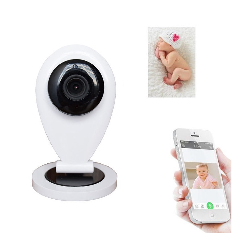 Hot wifi baby camera nanny monitor 720P HD camera IR Night vision 2 way talk Motion Detection Alarm ip babyfoon camera monitor