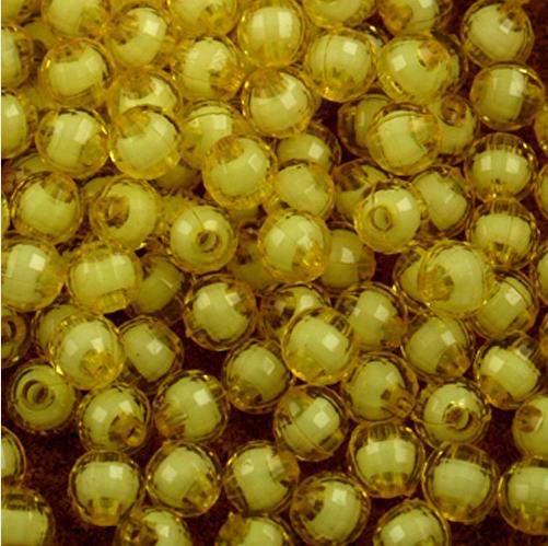 Grânulos de acrílico para DIY jóias 12 mm 280 pçs / lote Beads colar de jóias CN-BSD100-25