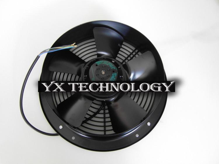 W2E250-CE65-01 y ventilador original 230V 0.51A ventilador 115W ventilador