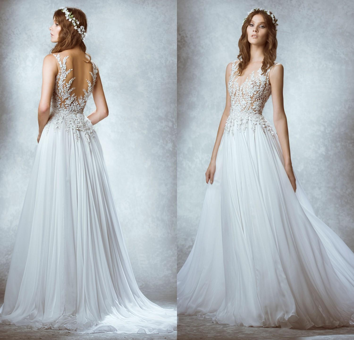 Discount Gorgeous Zuhair Murad Wedding Dresses 2015 Latest ...