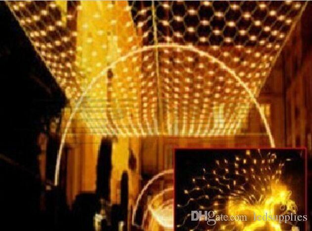 6 * 4 M LED-Lichterketten mit 640 LEDs, LED-Lichterketten mit Rot, LED-Zeichenketten-Zeichenkette Freies Verschiffen