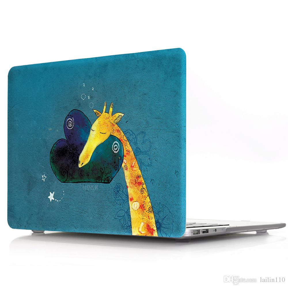 Amazon Com Mom And Baby Giraffe Macbook Or Laptop Decal Computers Accessories Macbook Decal Giraffe Decal Giraffe