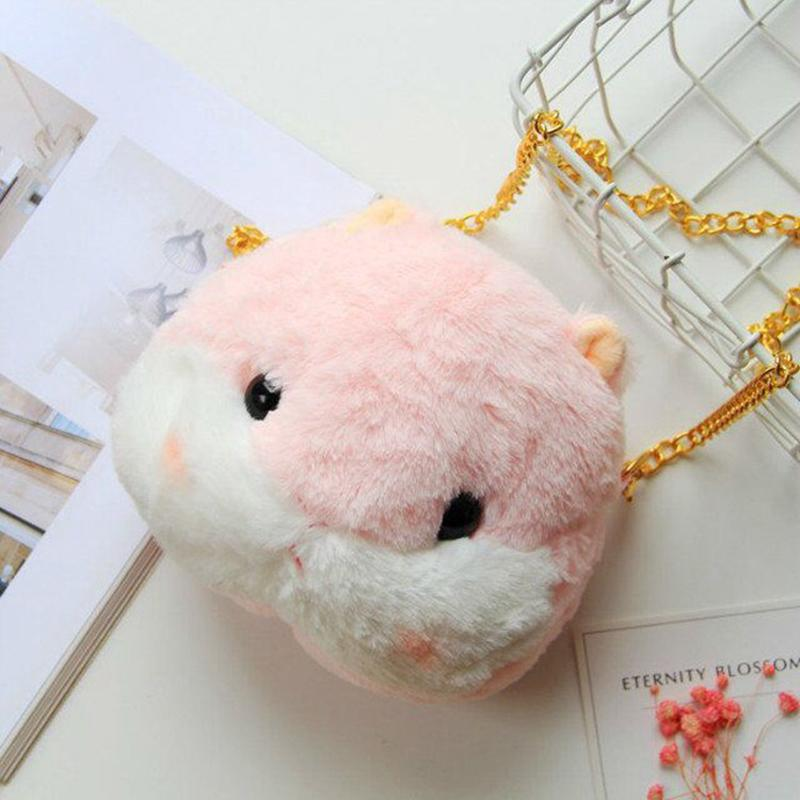 hamster coin purse