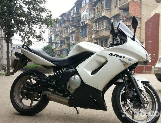 3giftstop Fairings Kit For Kawasaki Ninja 650r Er 6f 06 08 Ninja650 650 Er 6f Er6f 2006 2007 2008 06 07 08 Fairings Cool White Black Motorbike Parts