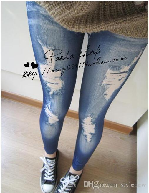 2019 best sell affordable price best prices 2019 Wholesale Womens Slim Distressed Jegging Pencil Tight Stretchy High  Waist Skinny Jeans Jeggings New Dropshipping From Stylenew, $29.57 | ...