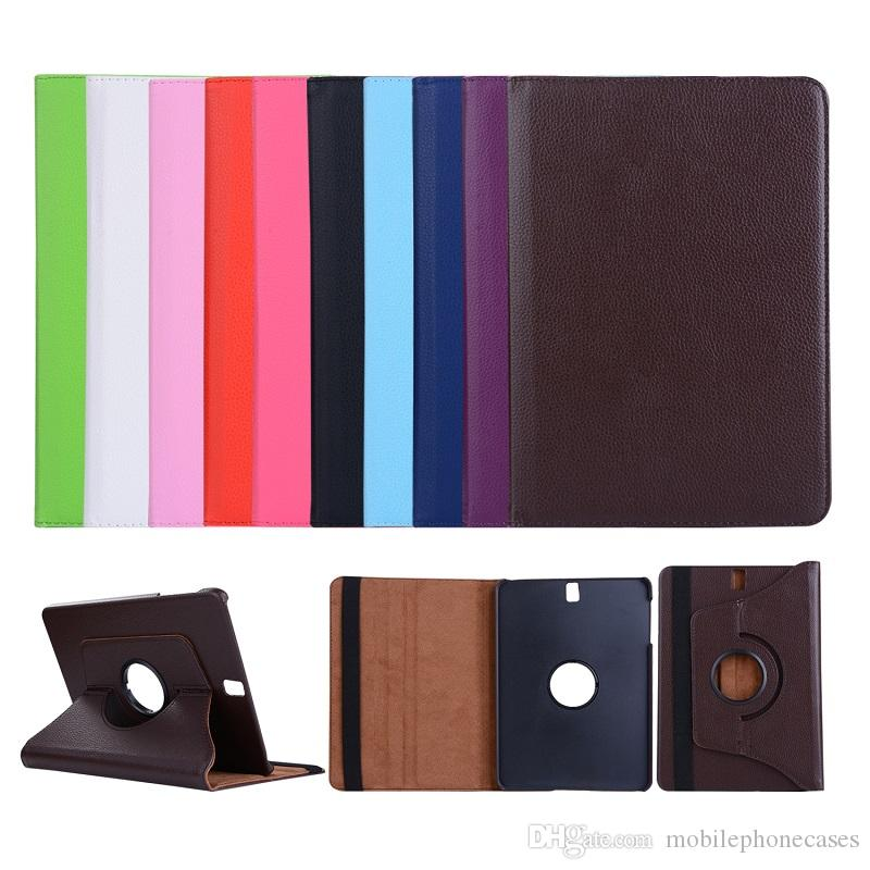 Magnetic 360 Rotating leather Cases For iPad Pro 9.7 10.5 2017 air 2 3 4 5 6 Mini Smart cover Stand