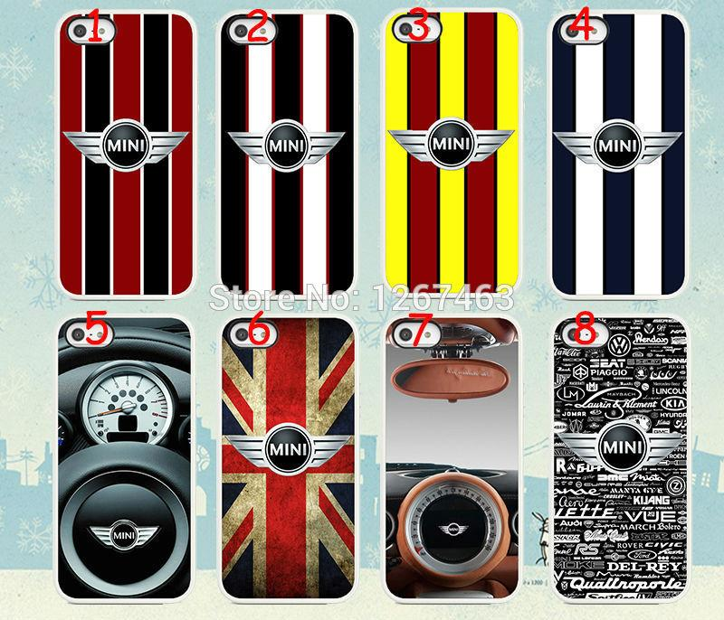 huge discount 07f8f fe94c Hot Mini Cooper Car Logo Hard White Case Cover For Iphone 4 4G 4s Wholesale  And Retail +Cell Phones Cases Custom Cell Phone Case From Retailcase, ...