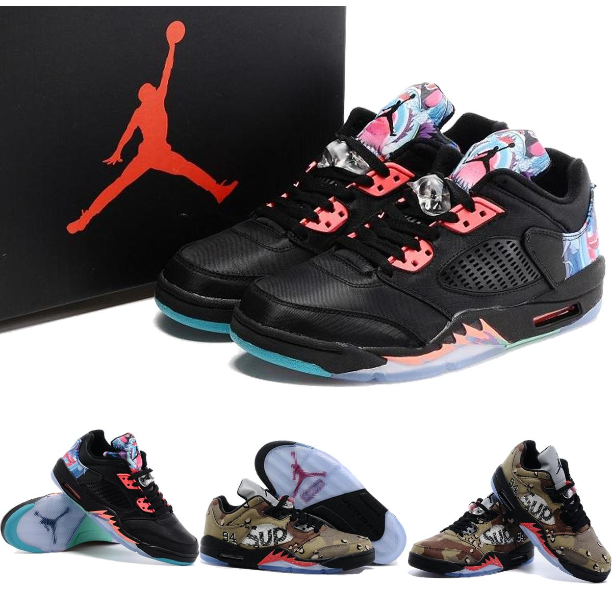Nike Air Jordan 5 Retro V China Supreme