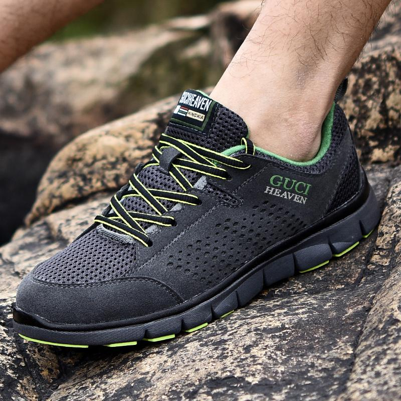 casual hiking shoes