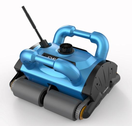 2019 Swim Pool Robot Cleaner New Model ICleaner 200 Robot Swimming Pool  Cleaner With Caddy Cart And CE From Blairlan, $934.68 | DHgate.Com