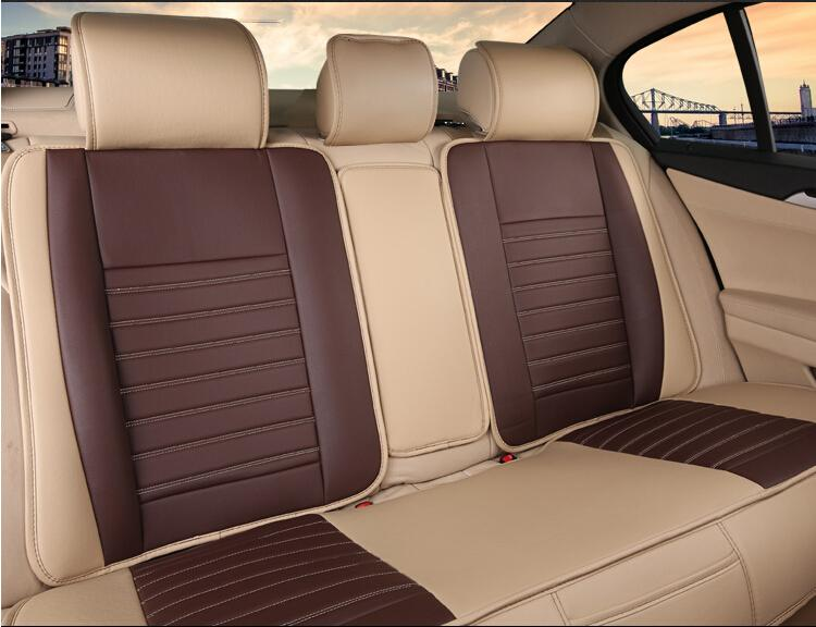 High Quality Free Shipping Special Car Seat Covers For Lexus ES350 2015 Breathable Durable Leather 2014 2010