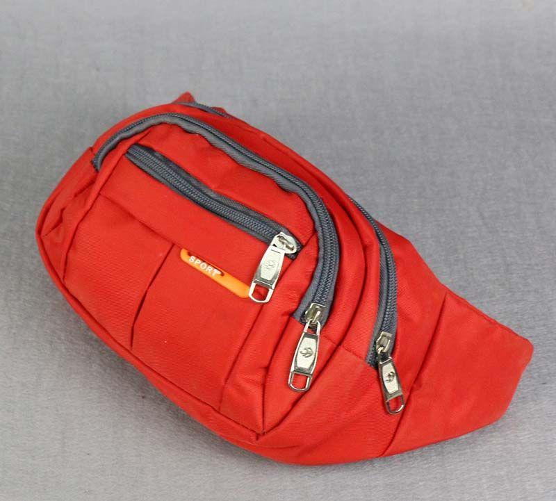 2017 neue Reise Taille taschen Männer Casual Leinwand Pure Fanny Pack gürteltasche 3 farben Brust Tasche Mode Handtaschen Hüfttaschen