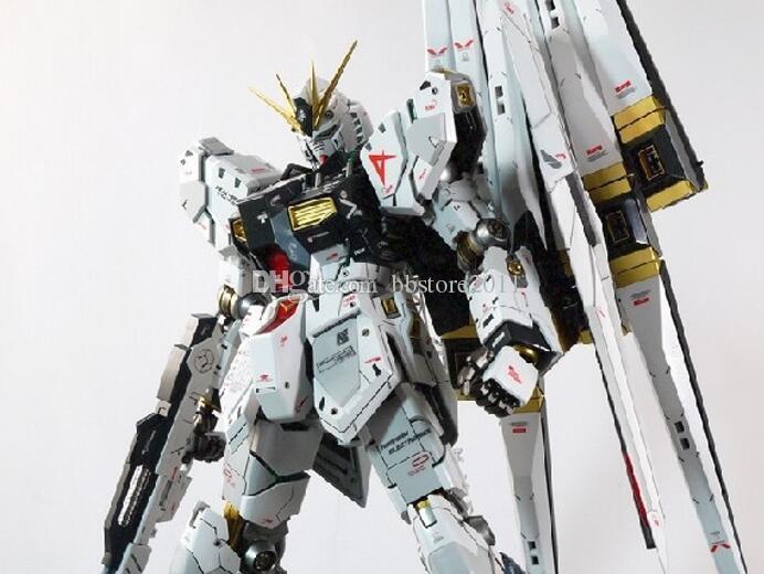 Metal Details Up Parts  For Bandai 1//100 MG New Nu V Gundam ver Ka Model-Kit