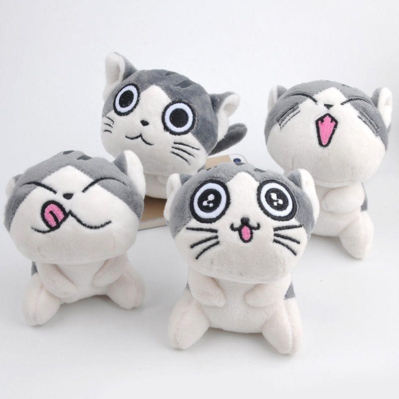 Cat Stuffed Animal 2019 Meow Collection Mini Plush Stuffed Dolls Cute Small Pendant