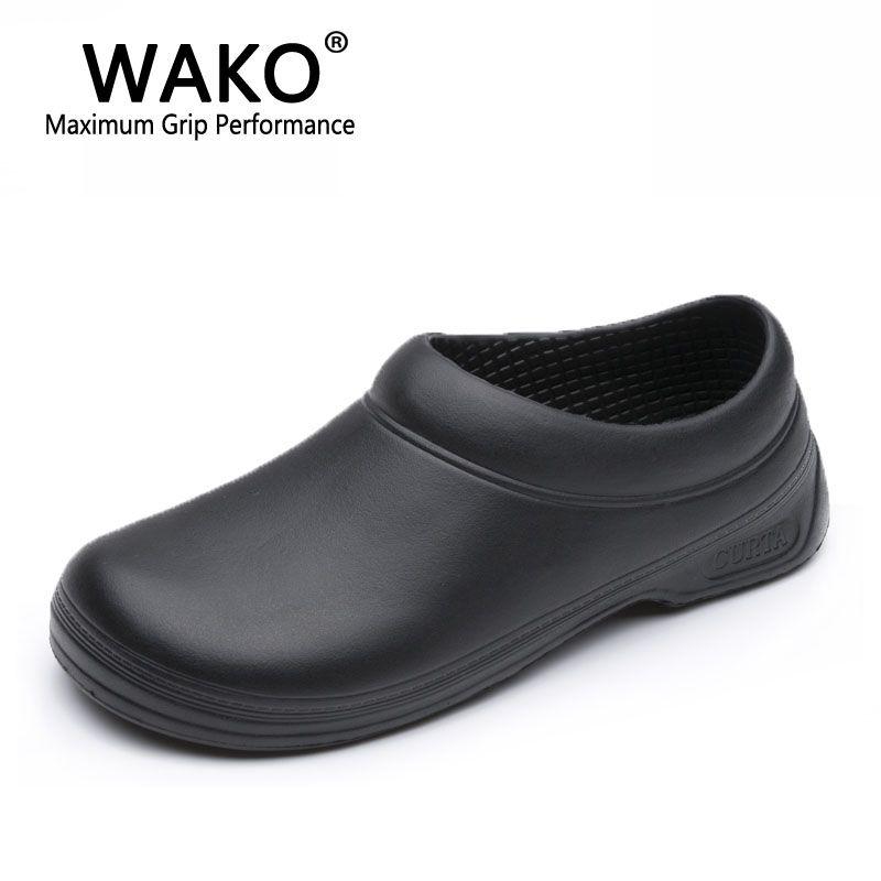 Acheter Wako 9031 Homme Chaussures De Femme Chef Noir Chaussures