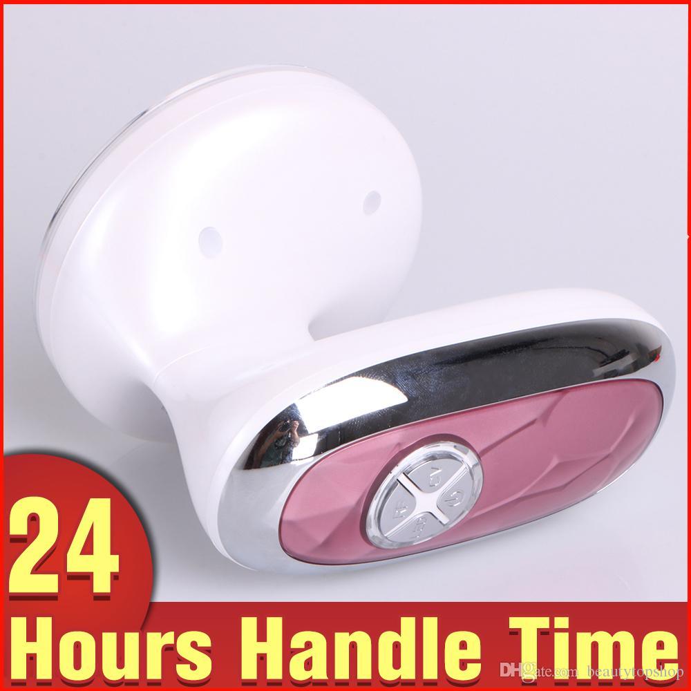 Лучший подарок на день рождения Mini Ультразвуковая кавитация Радиочастотная Уход за кожей Подъемное Фотон Массажер для тела машина для похудения
