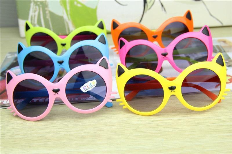 키즈 선글라스 선글라스 만화경 선글라스 선글라스 UV 선글라스 선글라스 만화 자외선 대책 키즈 선글라스 무료 배송