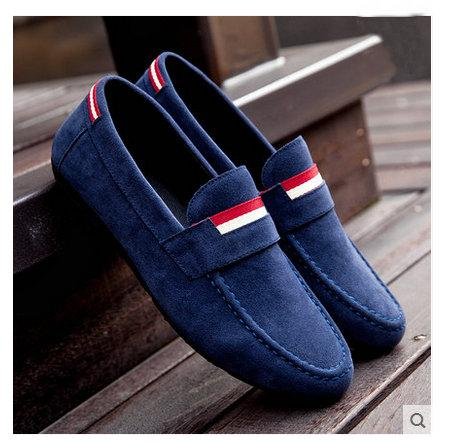 Luxus Und Art Leder Weise Mokassins 2016 Männer Männliche Breathable Schuhe Driving Beiläufige Der Großhandel Flache Loafers 4ALjR5