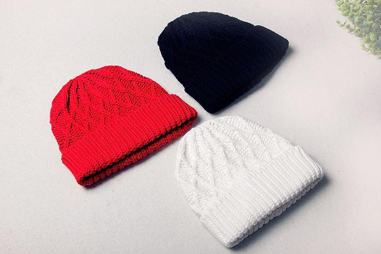 Compre Inalámbrica Bluetooth Para Auriculares Tejió Barba Beanie Hat ...