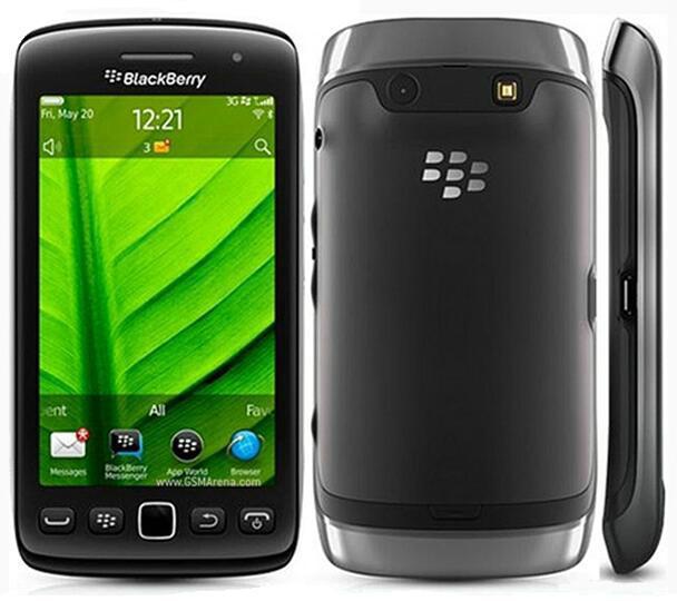 Originele gerenoveerde BlackBerry Torch 9860 Touch Smart Phone 4GB ROM MONZA WIFI GPS 5MP TOUCH SCREEN ONTSLUITENDE TELEFOONS GEREFFEND