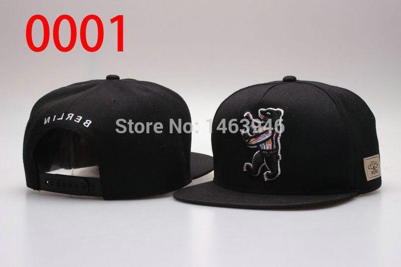 新しい到着の新しいレターマークスナップバック帽子キャップメンズエラーデザイナー調節可能な野球スナップバックキャップ卸売安い
