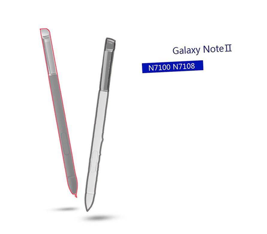 Brand New S Pen Touch Screen Stylus Pen For Samsung Galaxy Note 2 N7100 Note3 NOte4 S Pen Free Shipping
