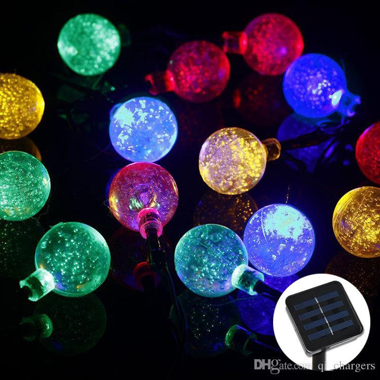 20 led string fairy lights solar powered for outdoor garden patio 20 led string fairy lights solar powered for outdoor garden patio lawn christmas party fence window multi color from wirelesspowerbanks store dhgate aloadofball Gallery