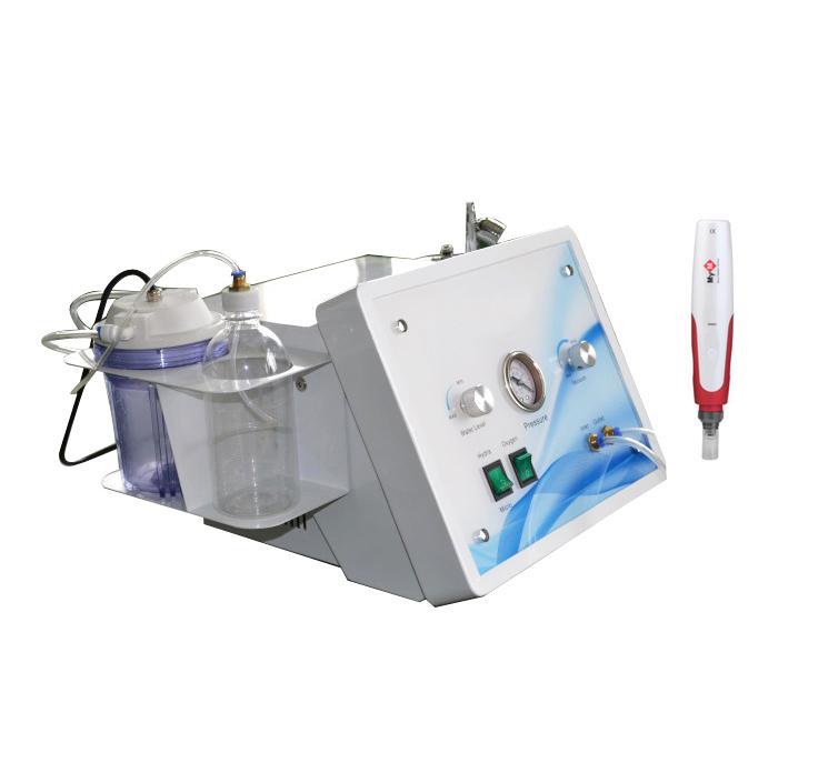 microdermabrasion hydro diamant hydro hydro dermabrasion pour peeling de la peau + stylo derma MYM stylo roller derma électrique anti-vieillissement