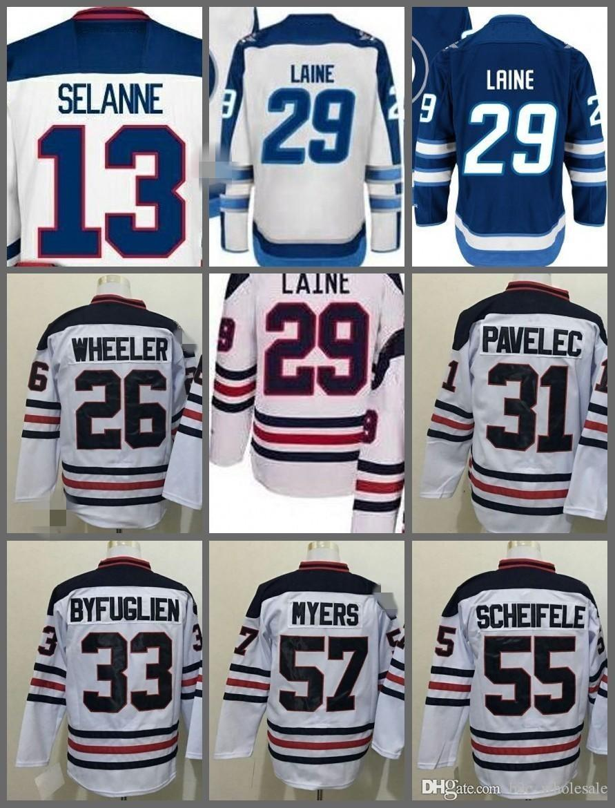 best service 0f7f2 ad79c laine heritage classic jersey