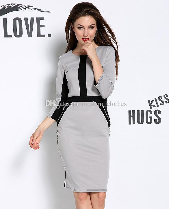 Long brand dresses